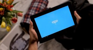 Skype для Android получил Material Design