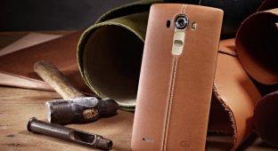 Станет ли LG G4 реальной альтернативой Samsung Galaxy S6?
