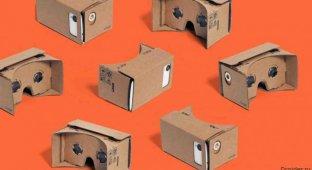 Google запускает спецпрограмму сертификации Cardboard