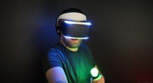 [E3 2015] Project Morpheus – первый настоящий VR