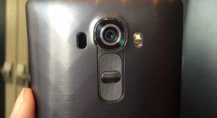 Анонсирован LG G4. Итоги презентации