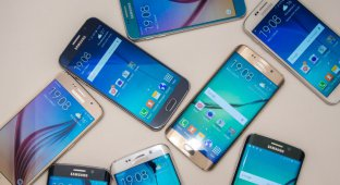 Сколько денег потратила Samsung, чтобы придумать Galaxy S6 Edge?