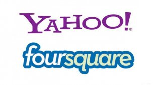 Yahoo собирается приобрести Foursquare