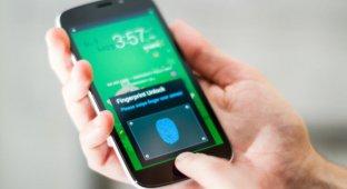 Samsung нашла замену сканерам отпечатков пальцев