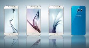 Что общего между Galaxy S6 и iPhone?