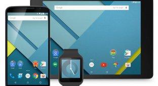 Android 5.1: одна десятая несет нам 10 новых функций