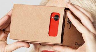 Cardboard идёт в массы —новые гайдлайны Google
