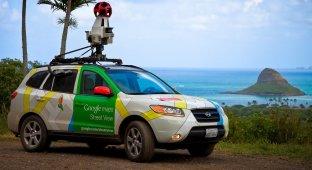 Google Street View стали отдельным приложением