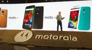 Motorola проведет мероприятие 25 числа