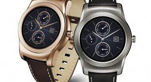 LG анонсировала Watch Urban на Android Wear