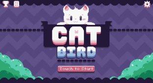 Cat Bird — отличный платформер
