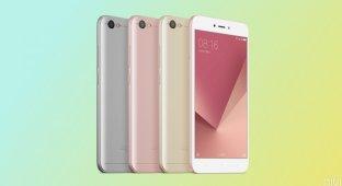 Redmi Note 5A анонсирован