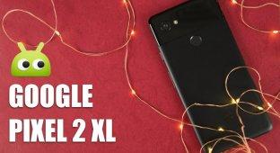 Видеообзор: Google Pixel 2 XL — самый дорогой среди равных