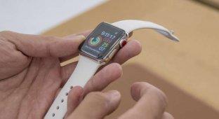 Люди каких профессий покупают Apple Watch чаще других
