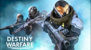 Infinity Ops: Шутер будущего