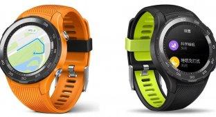 Huawei обновит спортивные смарт-часы