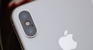 Владельцы iPhone X жалуются на трещины на стекле камеры