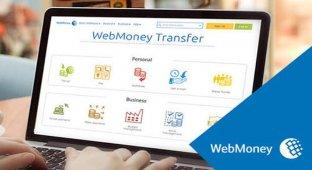 В Украине полностью запретили WebMoney на три года