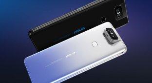 Zenfone 6 от Asus — флагман с откидной камерой